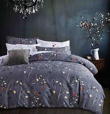 Reversible Queen/King/SuperKing Size Bed Duvet/Doona/Quilt Cover Set New Ar M298