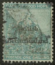 Bechuanaland  1886  Scott # 9   USED