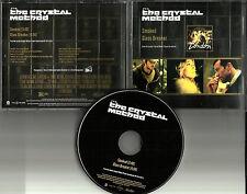 CRYSTAL METHOD Smoked & Glass Breaker 2 TRK SAMPLER PROMO DJ CD Single 2005 MINT