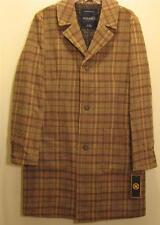 NEW NAUTICA Mens Jacket Coat NWT $199 80% Wool