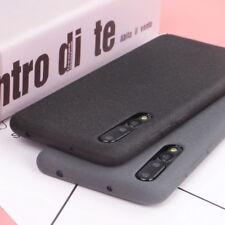 Luxury Slim Matte Soft TPU Rubber Case Cover For Huawei P20 Plus Lite P10 Mate 9