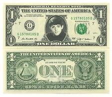 PAUL McCARTNEY VRAI BILLET de 1 DOLLAR US ! Collection The BEATLES Wings CARTNEY