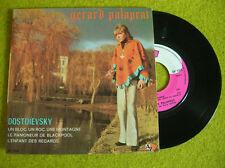 EP GERARD PALAPRAT-DOSTOIEVSKY-AZ EP 1315