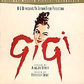 Gigi [Rhino] by Original Soundtrack (CD, Feb-1996, Turner Classic Movies Music)
