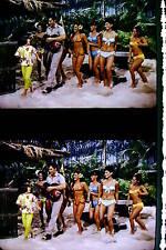 Paradise Hawaiian Style feat Elvis Presley 35mm Film Cells