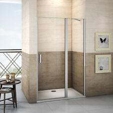 PX3 Mamparas de ducha pantalla baño 6mm ESG vidrio+fijo panel diferentes tamaños