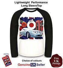 Rover 75 Saloon Shirt, Long Sleeve T Shirt, Men's Top,