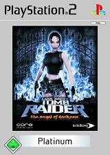 Tomb Raider: the Angel of Darkness PLATINUM (SONY PLAYSTATION 2, 2004, DVD-BOX)