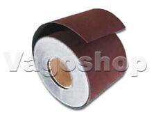 1 Rolle Schleifpapier 115mm Schleifmittel Korn 60-400 Schleifband Rollenpapier