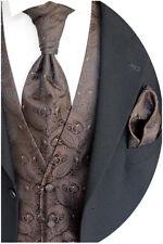 VESTE DE MARIAGE AVEC PLASTRON,Pochette costume,cravate,cintré nr. 35.2
