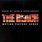 The Beach - Angelo Badalamenti SCORE OUT OF PRINT!