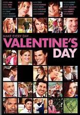 Valentine's Day (DVD, 2010) Taylor Swift, Jessica Alba, Jessica Biel