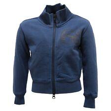 8511U felpa bimbo SUN 68 cotone blu sweatshirt kid