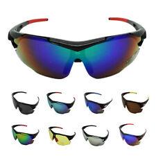 Men Sport Polarized Sunglasses Driving Outdoor Riding Fishing Glasses Wrap New