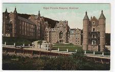 Royal Victoria Hospital Montreal Quebec Canada 1910c postcard
