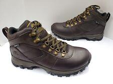 NIB Mens Timberland Mt Maddsen Waterproof Hiking Boot Brown TB02730R Medium/Wide
