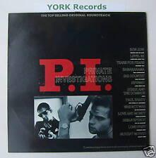 PI PRIVATE INVESTIGATIONS - OST - Ex Con LP Record