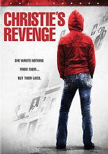 Christie's Revenge (DVD, 2008) FS Cynthia Gibb Dani Kind John Wesley Shipp
