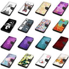 Für Samsung Galaxy S3 Mini - Book Wallet Case Hülle Etui Smartphone Flip Tasche
