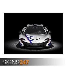 2015 McLaren P1 Prost (0016) cartel de auto-foto Poster Print Art A0 A1 A2 A3 A4