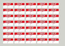 1000-le etichette di vendita-SPEDIZIONE GRATUITA!