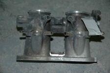 Ferrari F355 Rear Throttle Body Suction Intake Manifold Carbs Salvage FP115a