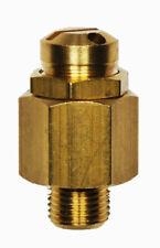 """Druckluft Mini-Sicherheitsventil Überdruckventil Kompressor einstellbar 1/4"""""""