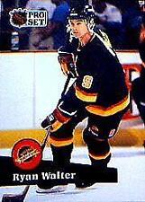 1991-92 Pro Set Hockey #504 - #615 - Choose Your Cards