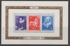 Belgique MBS 1261 1949 social & Fonds culturel tableaux neuf sans charnière