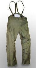 German Goretex Bib & Brace Olive Waterproof Trouser Overtrouser lined or unlined