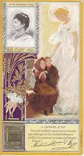 Carte publicitaire LU  Lefèvre Utile  Me la Duchesse d'Uzès la charité
