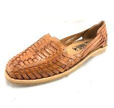 Womens Mexican Handmade Leather HUARACHES Sandals Sandalia Mujer MEXICO CERRADO