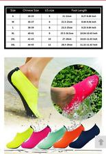 Men / Women skin water beach socks / shoes