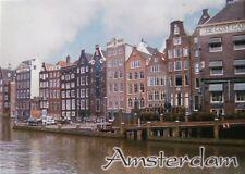 "AMSTERDAM NETHERLANDS FRIDGE COLLECTOR'S SOUVENIR MAGNET 2.5"" X 3.5"""