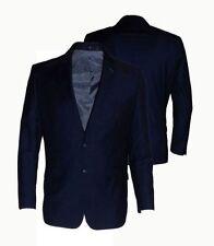 formel pour hommes semi-ajusté Costume marine veste (Jefferson) en taille