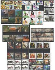 2005 Royal Mail COMMEMORATIVE Sets neuf sans charnière. Vendu Séparément & comme année complète ensemble.