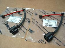 PAIR Meyle OE Quality Rear Brake Pad Wear Sensor Sensors Audi Q7 and VW Touareg
