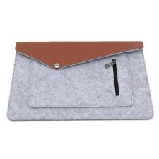 Vintage Multi Sizes Felt Laptop Sleeve Case Notebook Cover Bag Computer Bag Jian