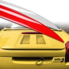@ Painted For Opel Astra F Sedan 91-97 Boot Lip Spoiler S