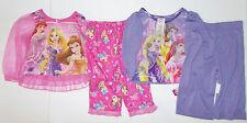 Disney Princesses Infant Girls Princess Pajama Sets 2 to Choose Size 12M NWT