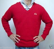 Suéter La Martina suéter lana 100 % Original V-cuello