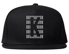 Kings Of NY K Letter Sliced Logo Snapback Hat Cap