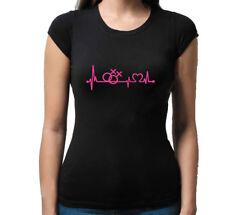 Gay Lesbian Heartbeat Jeep Truck Car women T shirt Tank Top