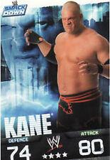 WWE Slam Attax Evolution - Kane Smackdown Card