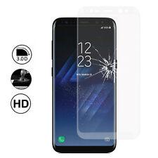 """Film Protection Écran Verre Trempé Bord Incurvé Samsung Galaxy S8 Plus/ S8+ 6.2"""""""