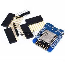 Wemos D1 ESP8266 ESP-12F nodemcu Lua MINI WIFI CH340 Scheda di sviluppo ANTENNA K