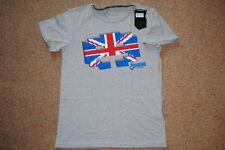 JOYSTICK Junkies Inghilterra invasore T Shirt Nuovo Ufficiale Bandiera Union Jack Gran Bretagna