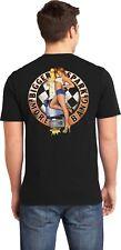 Hot Rod T Shirt Better Bang Pin Up Girl Spark Plug Rat Rod Small to 6XL and Tall