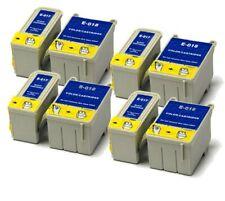 4x Black & 4x colore COMPATIBILE (NON OEM) per sostituire le cartucce di inchiostro t017/t018