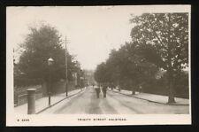 Essex HALSTEAD Trinity St 1910 RP PPC